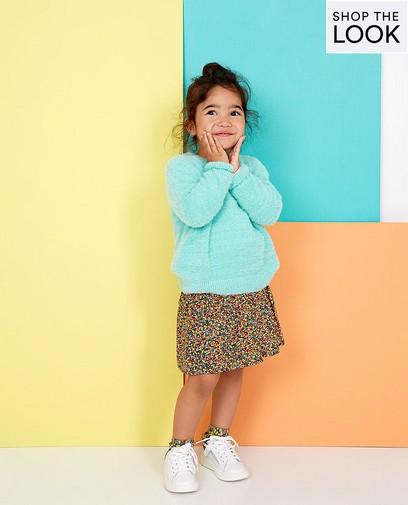 Maya et la couleur, nous aimons